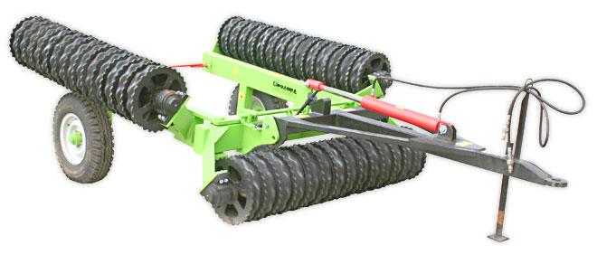 ХВТП - хидравличен валяк тракторен прикачен